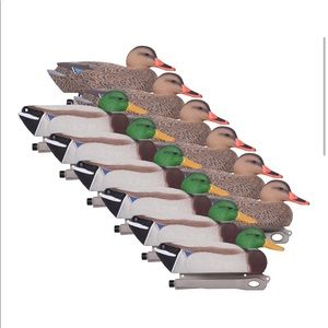 Mallard DuckDecoy Waterfowl Hunting Decoys 12Pack
